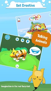 Magic Kinder Official App - Free Kids Games - náhled