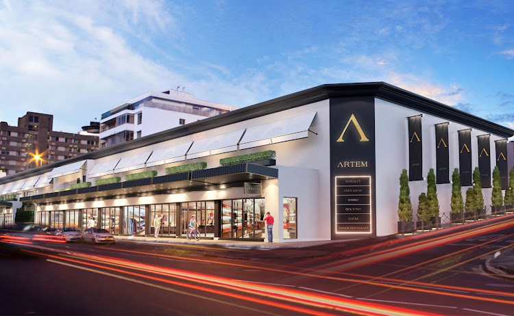 The Artem: a swanky new development intended as a haven for the arts