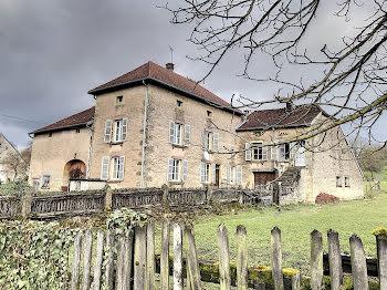 maison à Genevrey (70)