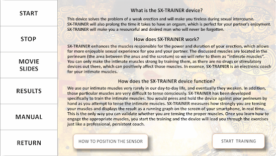 SX TRAINER