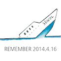 잊지말아요 [리본, 노란리본, 세월호, 천안함, 연평도, 북한도발, 광우병, 대통령탄핵] icon