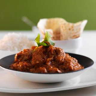 Masala Gosht Indian Meat Curry.