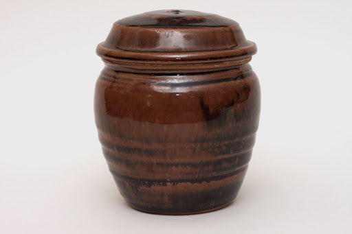 Mike Dodd Ceramic Jar 013