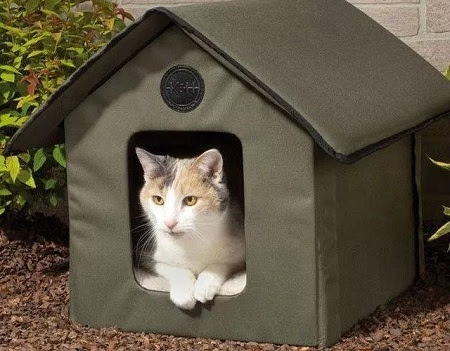 KH outdoor cat house