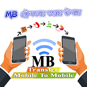 Mobile Phone MB Transfer With 4G Free Package