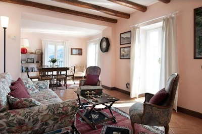 The Real Italian Charm!an old Fisherman's House,located Right on the Lake Shore