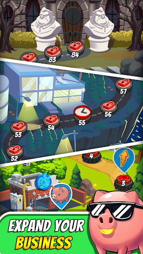 Tap Empire: Idle Tycoon Tapper & Business Sim Game android2mod screenshots 2