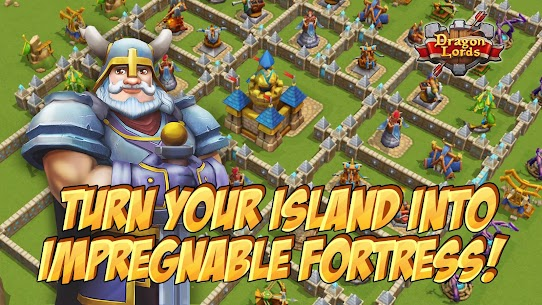 Dragon Lords: 3D strategy MOD Apk 4.9.66 1