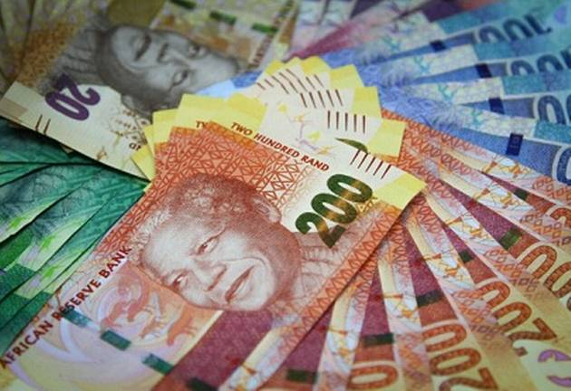 The rand is under some strain from rising oil prices and a stronger dollar.
