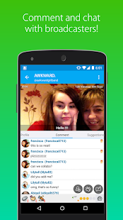 TwitCasting Viewer - (Free)- screenshot thumbnail