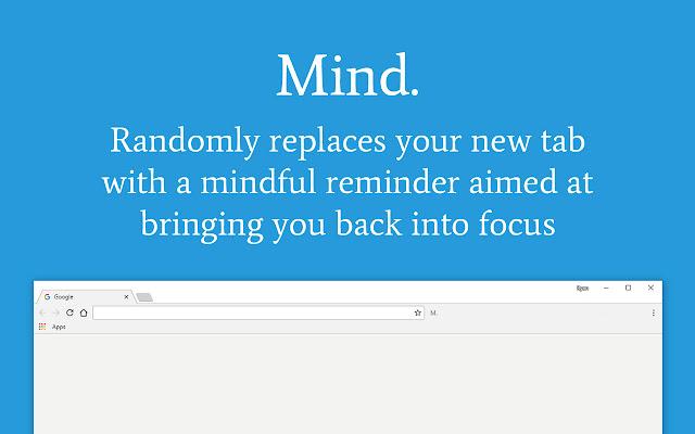 Mind. Extension