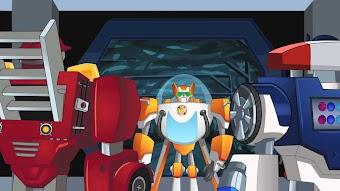 Des Rescue Bots très étranges