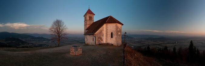 Photo: Sunrise, Sv. Ana