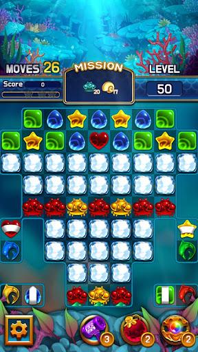 Jewel Abyss: Match3 puzzle screenshots 6