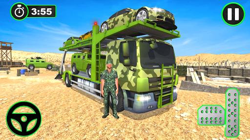 Army Vehicles Transport Simulator:Ship Simulator screenshot 1