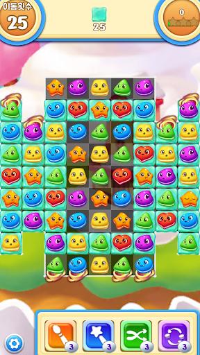 Macaron Pop : Sweet Match3 Puzzle android2mod screenshots 7