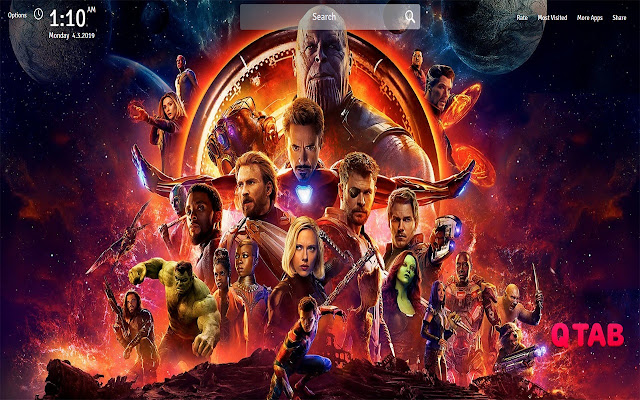 Avengers Wallpapers Avengers New Tab