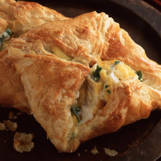 Smoked Haddock and Egg Parcels