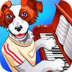 Amazing Pet Piano Icon