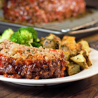 Not-Your-Mama's Meatloaf.