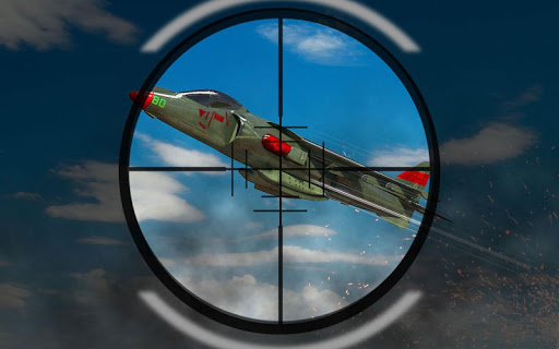 Jet War Fighter Airplane Shooting 1.30 screenshots 5
