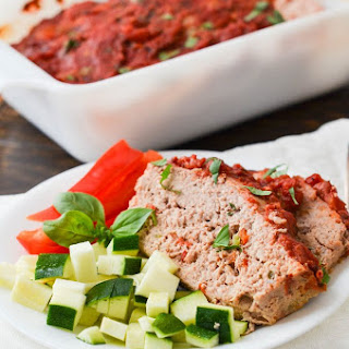 Paleo Turkey Meatloaf - How To Make The Best!.