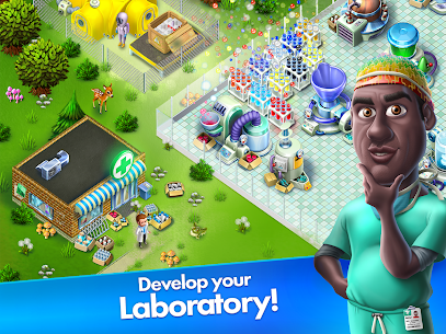 My Hospital: Build. Farm. Heal Mod Apk Download For Android and Iphone 8