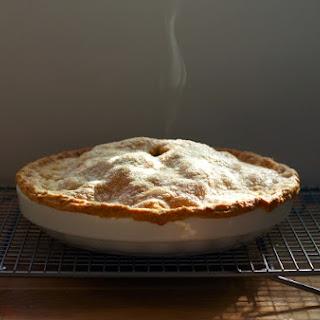 Apple & Quince Pie