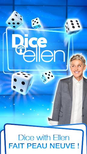 Code Triche Dice with Ellen mod apk screenshots 1