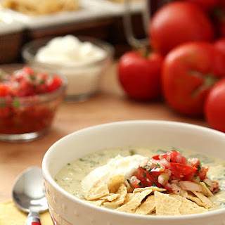 Chile Relleno Soup