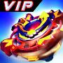 Super God Blade VIP  Spin the Ultimate Top временно бесплатно