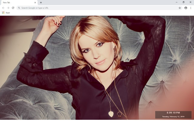 Dido New Tab & Wallpapers Collection