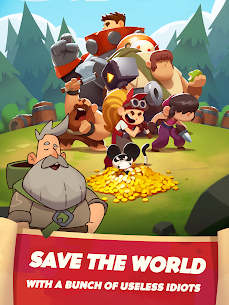 Almost A Hero Mod Apk 3.11.4 Download (Unlimited Money) 9