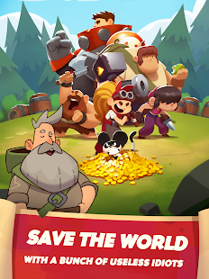 Game Almost a Hero - Idle RPG Clicker APK for Windows Phone