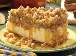 Applecrisp Cheesecake Recipe