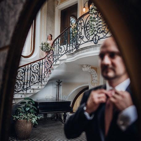Wedding photographer Jan Dikovský (JanDikovsky). Photo of 15.12.2017