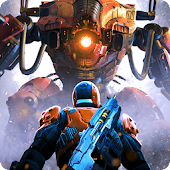 SHADOWGUN LEGENDS - PvP and Coop Shooting Games icon