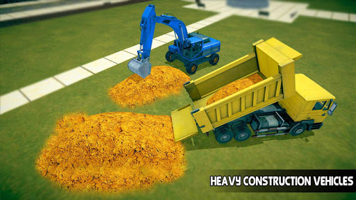 PRO Building Construction Games: Heavy Excavator for PC
