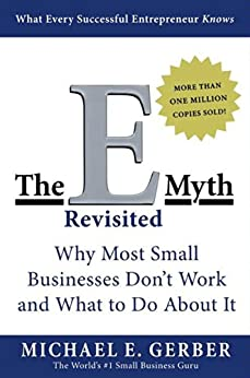 The e-myth revisited book