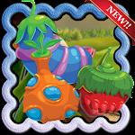 Travel Fruit Match Free 2 Icon