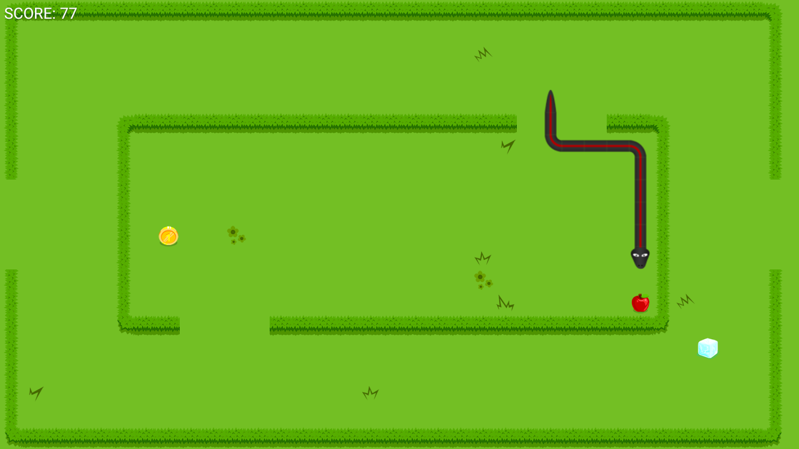 Hungry Snake- screenshot