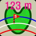 심플캐디 프로 : 골프 GPS 거리측정기 icon