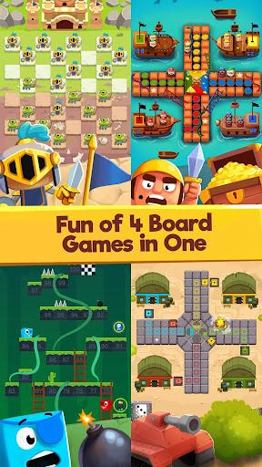 Family Board Games All In One Offline apktreat screenshots 1