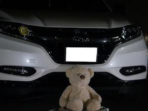 ヴェゼル RU3 hybrid RS Honda SENSINGのカスタム事例画像 wataruさんの2018年12月17日12:42の投稿