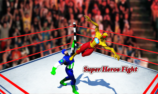 [Download Grand Superheroes Ring Battle for PC] Screenshot 3