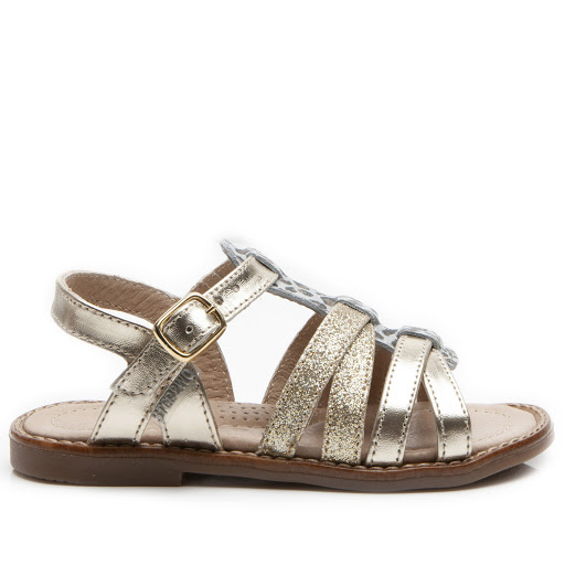Primary image of Step2wo Carys - Metallic Sandal
