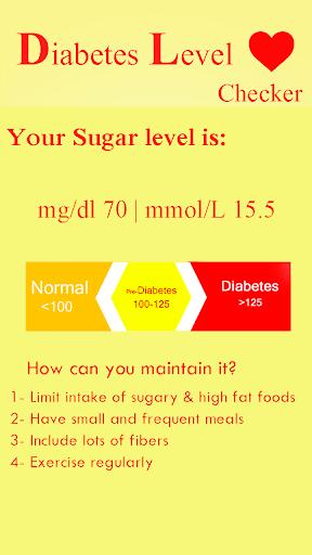 人体糖尿病テストいたずら