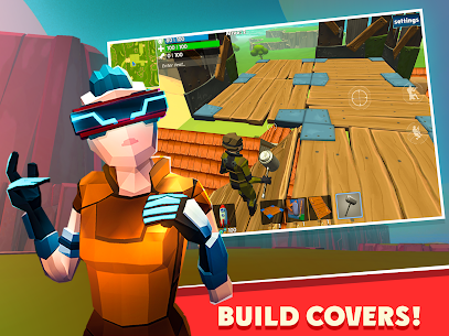 Rocket Royale MOD Apk (Unlimited Money) 3