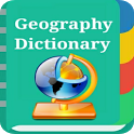 Geography Dictionary icon
