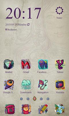 Street Art ZERO Launcher - screenshot